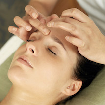 realxing-with-a-facial-and-head-massage